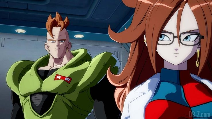 Dragon Ball FighterZ Android 21 C-21 2