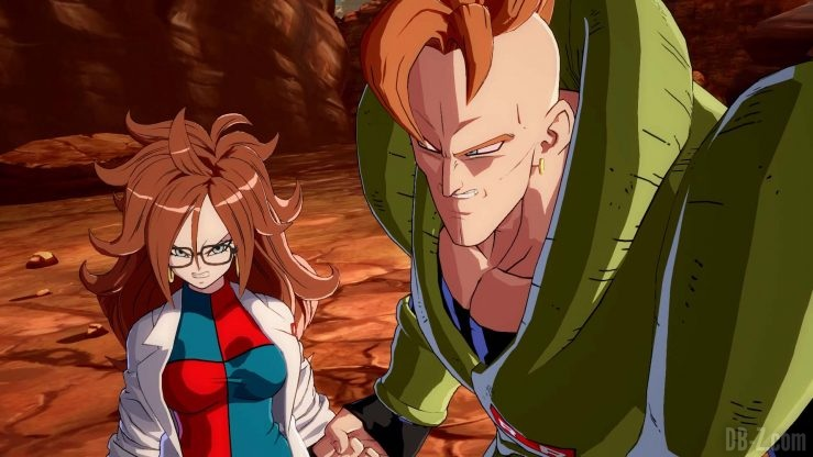 Dragon Ball FighterZ Android 21 C-21 3