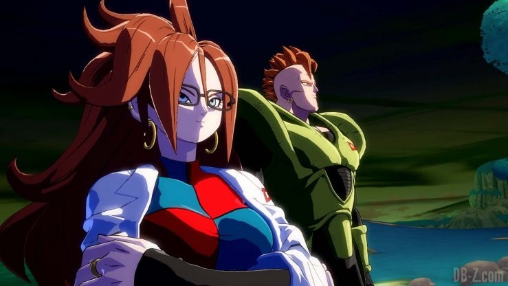 Dragon Ball FighterZ Android 21 C-21 4
