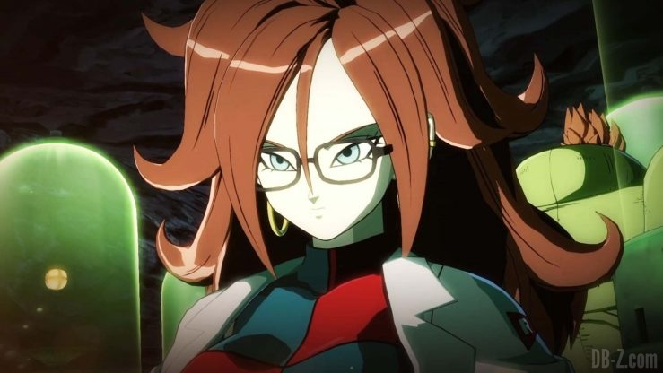 Dragon Ball FighterZ Android 21 C-21 5