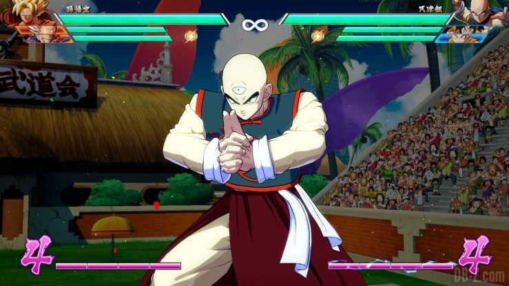 Dragon Ball FighterZ Tenshinhan Chaozu 1