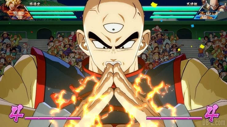Dragon Ball FighterZ Tenshinhan Chaozu 2