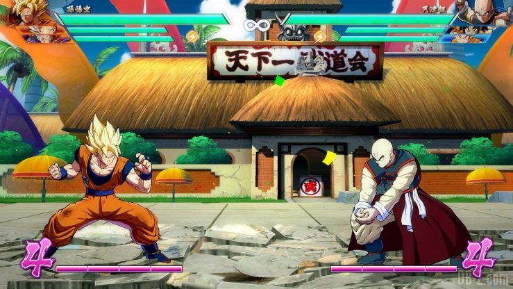 Dragon Ball FighterZ Tenshinhan Chaozu 5