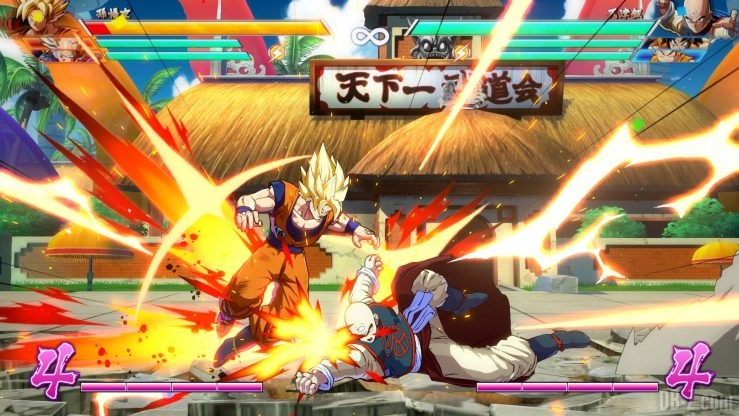 Dragon Ball FighterZ Tenshinhan Chaozu 6