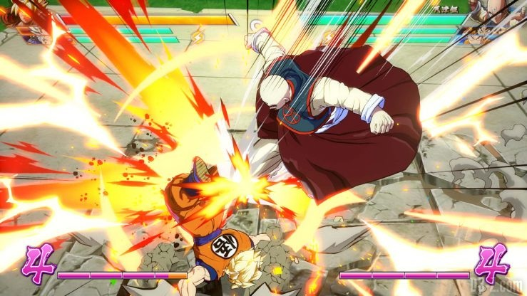 Dragon Ball FighterZ Tenshinhan Chaozu 8