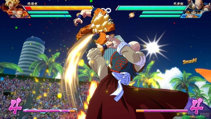 Dragon Ball FighterZ Tenshinhan Chaozu 9