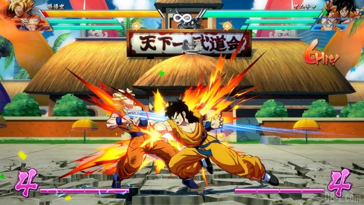 Dragon Ball FighterZ Yamcha 1