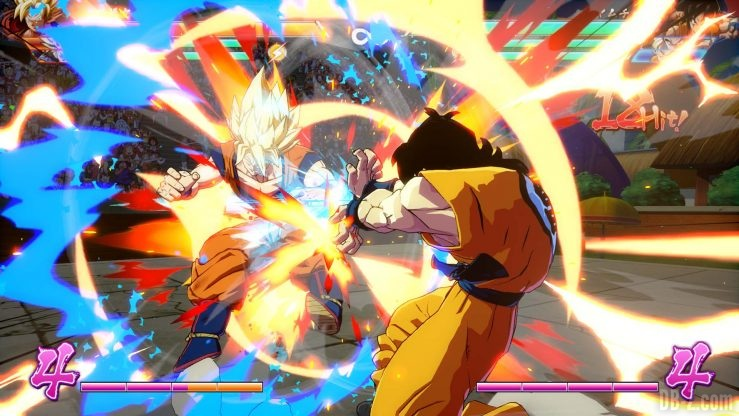Dragon Ball FighterZ Yamcha 10