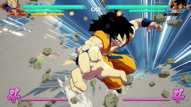 Dragon Ball FighterZ Yamcha 11