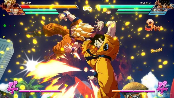 Dragon Ball FighterZ Yamcha 3