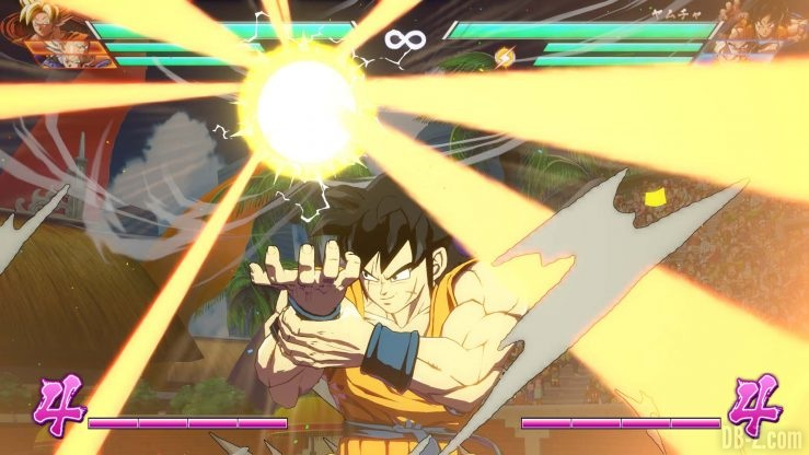Dragon Ball FighterZ Yamcha 5