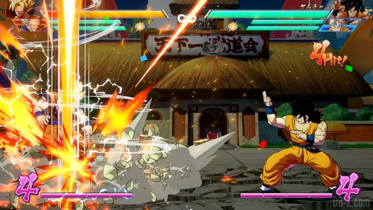 Dragon Ball FighterZ Yamcha 6