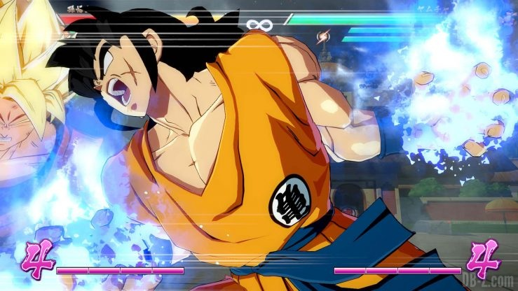 Dragon Ball FighterZ Yamcha 9