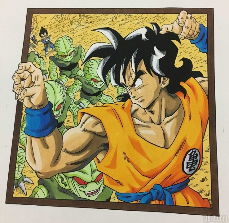 Manga Spin-off de Yamcha (Couverture)