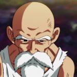 Dragon Ball Super Episode 116 Kame Sennin Muten Roshi