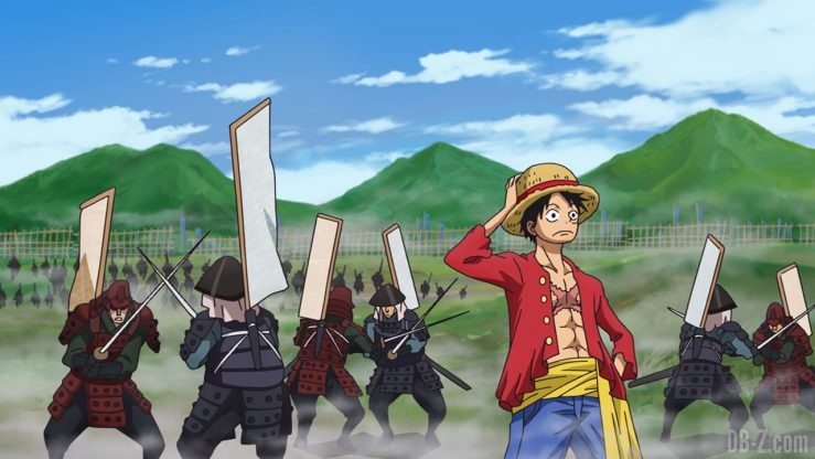 FNS27 - One Piece (Luffy)
