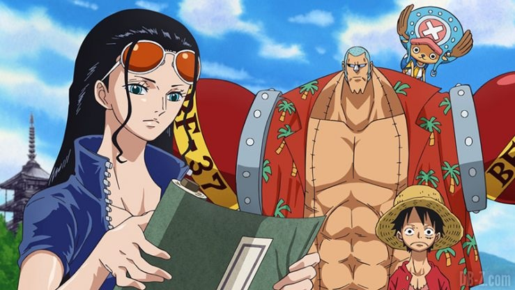 FNS27 - One Piece (Robin)