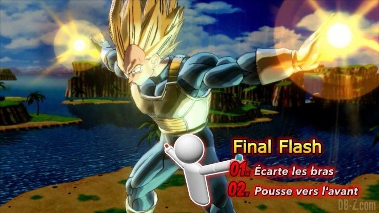 Final Flash Xenoverse 2 Switch