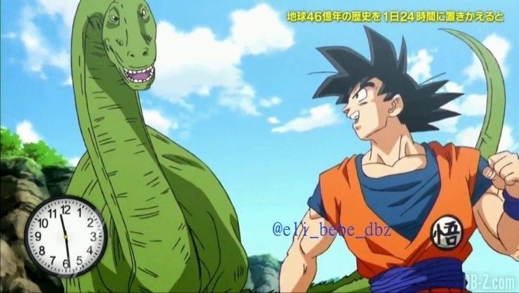 Goku phrehistoire Japon FNS7
