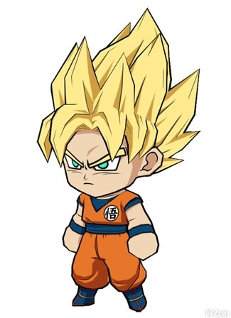 SD Goku (Dragon Ball FighterZ)