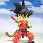 SHFiguarts Kid Goku Enfant SHF feuille