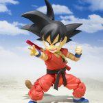 SHFiguarts Kid Goku Enfant ciseaux