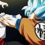 SSB Goku vs Jiren DBS 109 110