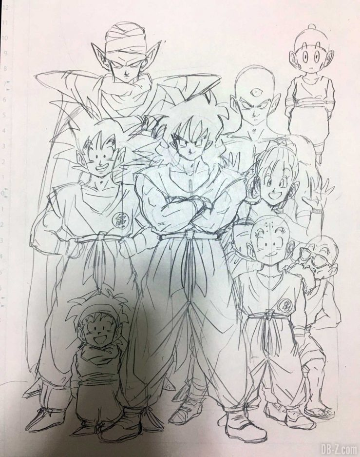 Yamcha et la Z-Team (Spin-off)