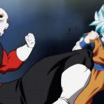 Super Saiyan Blue Goku Jiren