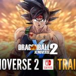 Xenoverse 2 Switch Trailer