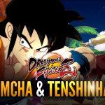 Yamcha et Tenshinhan DBFighterZ