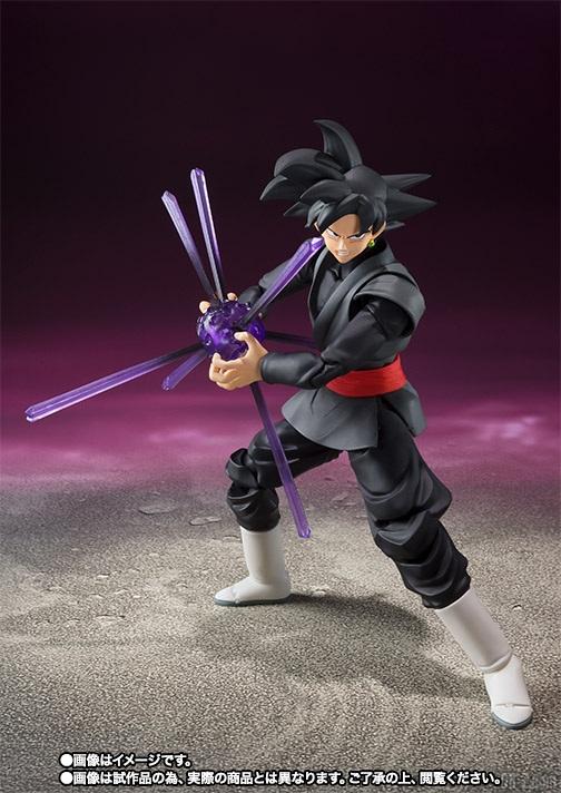 S.H.Figuarts Black Goku