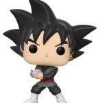DRAGON BALL SUPER GOKU BLACK POP VINYL FIGURE