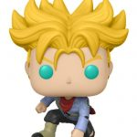 DRAGON BALL SUPER TRUNKS SUPER SAIYAN POP VINYL FIGURE