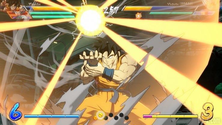 Dragon Ball FighterZ Collect 7 Dragon Balls Yamcha
