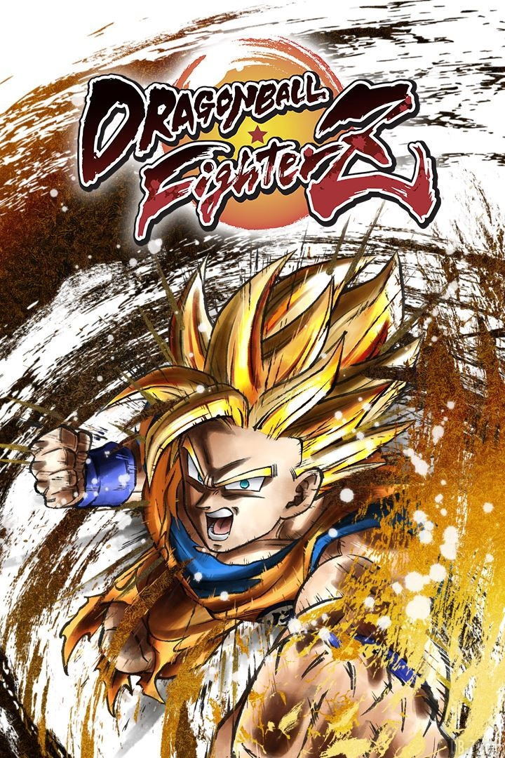 Dragon Ball Fighter Z CollectorZ/FighterZ/Ultimate Edition Dragon-Ball-FighterZ-Cover-FR-standard-edition