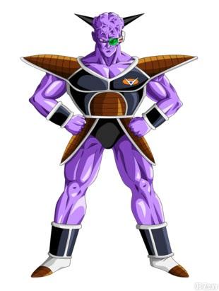 Dragon Ball FighterZ Ginyu