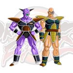Dragon Ball FighterZ Nappa Ginyu