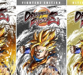 Dragon Ball FighterZ Trois éditions Standard FighterZ Ultimate