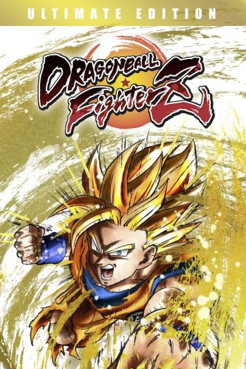 Dragon Ball FighterZ Ultimate Edition cover