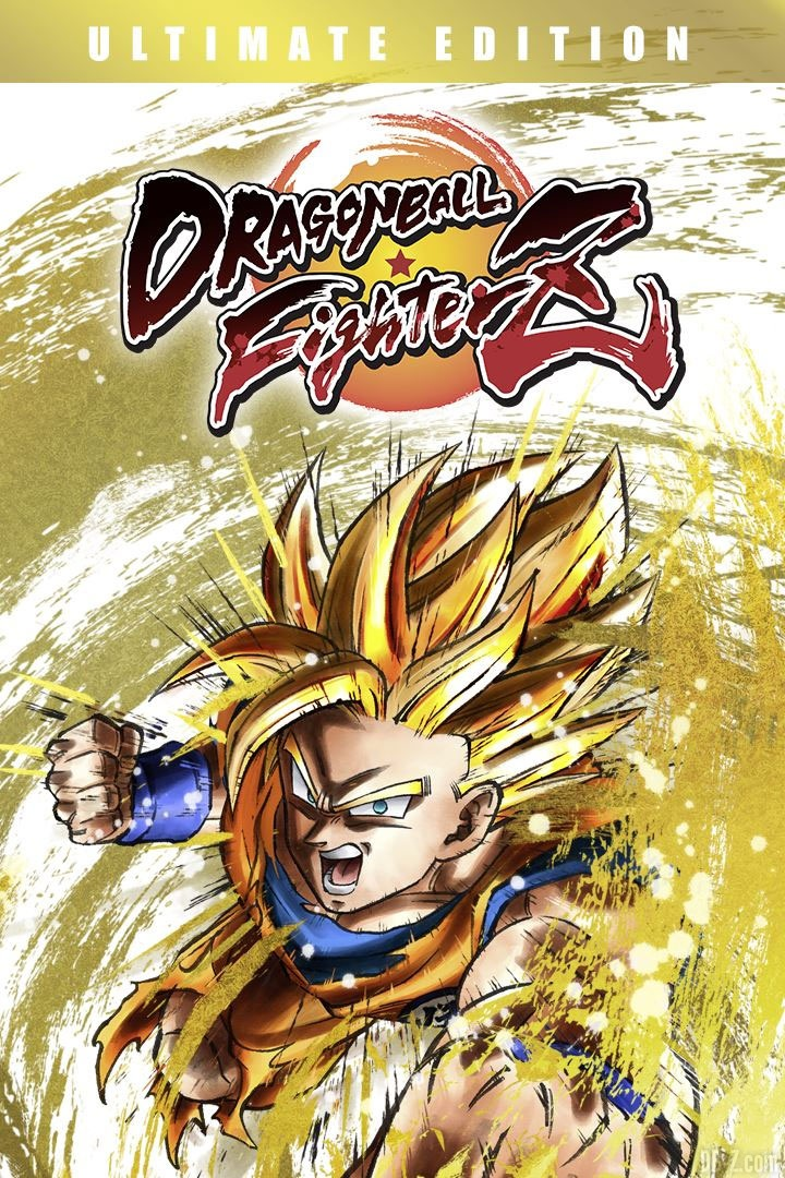 Dragon Ball Fighter Z CollectorZ/FighterZ/Ultimate Edition Dragon-Ball-FighterZ-Ultimate-Edition-cover