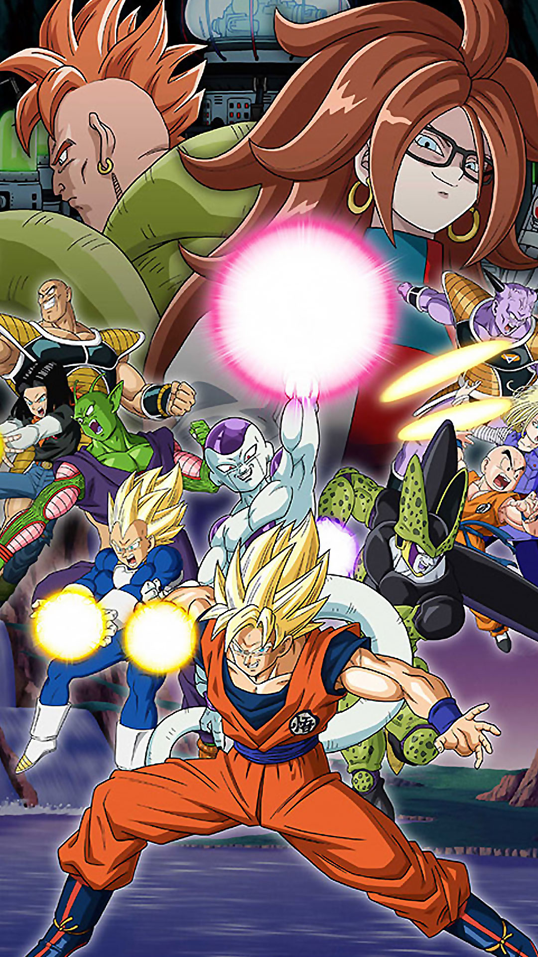 Dragon Ball Fighterz La Cover En Wallpaper Bonus