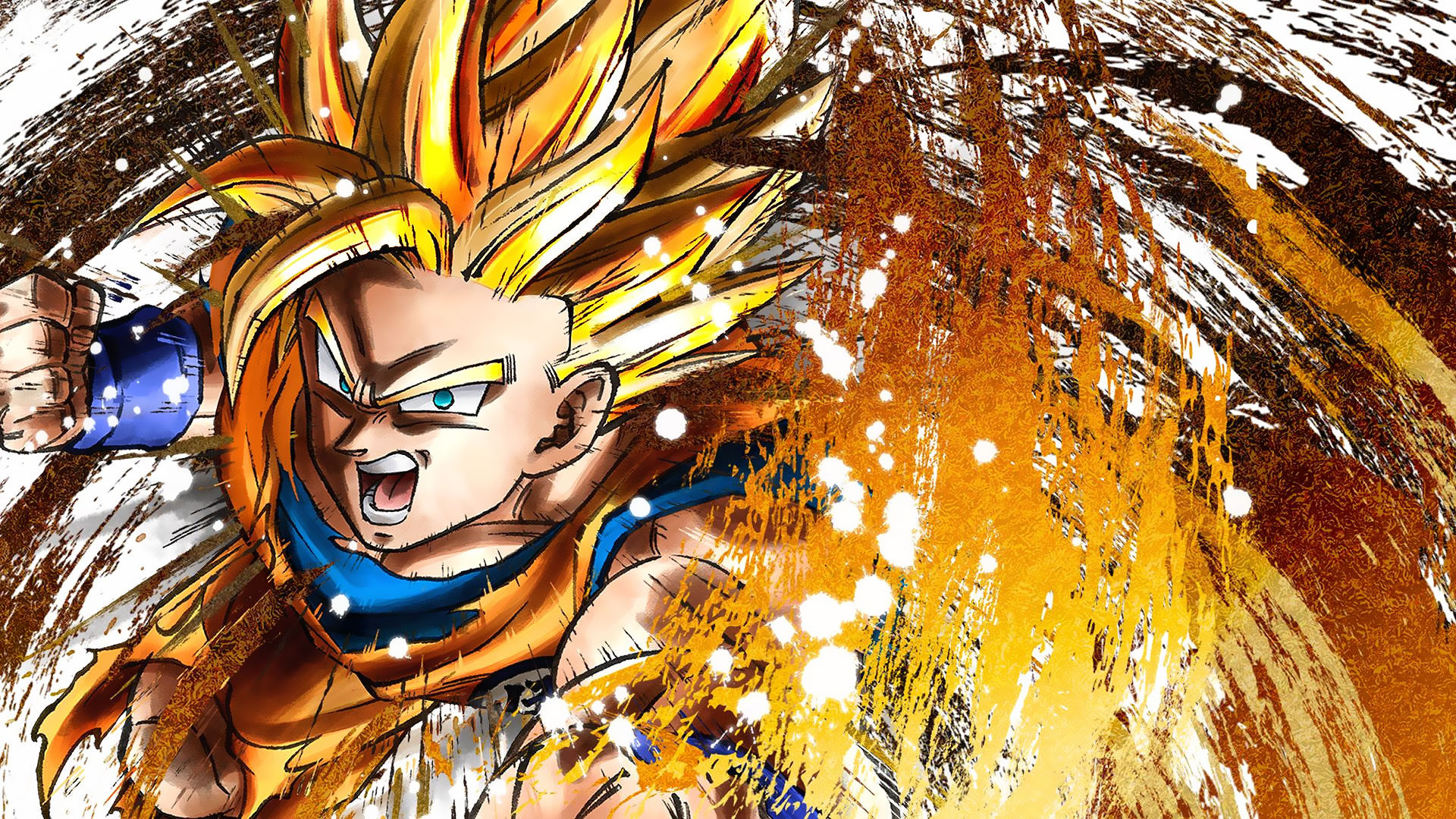 Dragon Ball Fighterz La Cover En Wallpaper Bonus