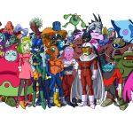 Dragon Ball Super Combattants Tournoi du Pouvoir Partie 5