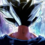 Dragon Ball Super Episode 109 110 236 Goku Ultra Instinct Yeux Argentes