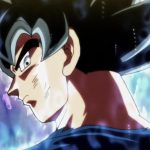 Dragon Ball Super Episode 109 110 238 Goku Ultra Instinct Yeux Argentes