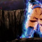 Dragon Ball Super Episode 109 110 243 Goku Ultra Instinct Yeux Argentes