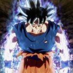 Dragon Ball Super Episode 109 110 248 Goku Ultra Instinct Yeux Argentes
