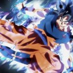 Dragon Ball Super Episode 109 110 257 Goku Ultra Instinct Yeux Argentes