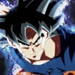 Dragon Ball Super Episode 109 110 263 Goku Ultra Instinct Yeux Argentes
